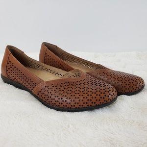Dansko Neely Flats Womens Size 38 US 7.5/8 Comfort